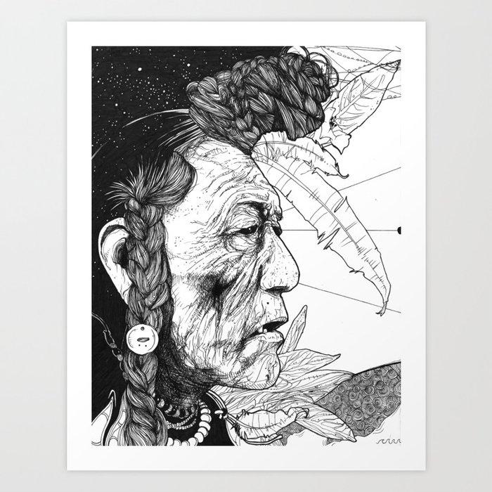 Epic 01  Art Print