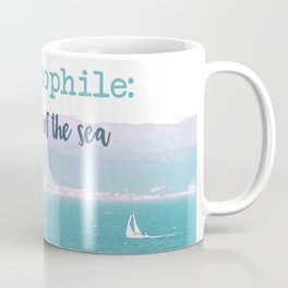 Thalassophile Coffee Mug