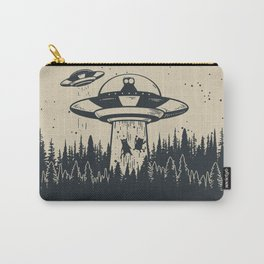 Unidentified Feline Object Carry-All Pouch
