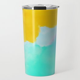 Summer color mood Travel Mug
