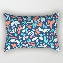 By the Sea, the Carol Collection Rectangular Pillow