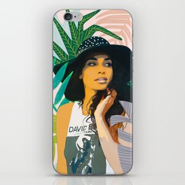 Nature Lover iPhone Skin