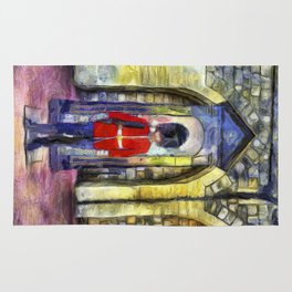 Coldstream Guard Art Rug