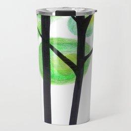 blacks trees Travel Mug
