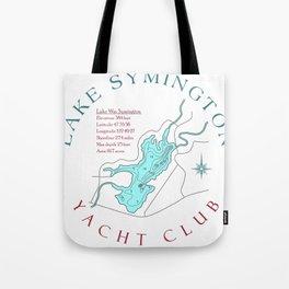 Symington Yacht Club Tote Bag