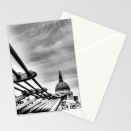 The Millenium Bridge Stationery Cards