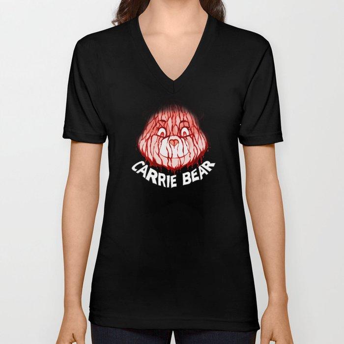 Carrie Bear Unisex V-Neck