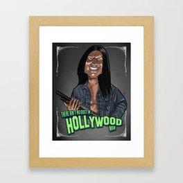 Sam Whitemoon Framed Art Print