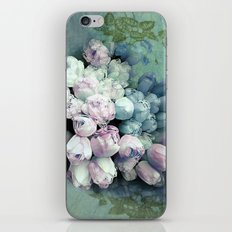 Tulips Antique iPhone & iPod Skin
