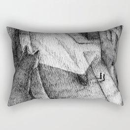 The Witness Rectangular Pillow