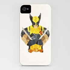 Polygon Heroes - Wolverine Slim Case iPhone (4, 4s)