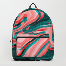 Track Pale Backpack