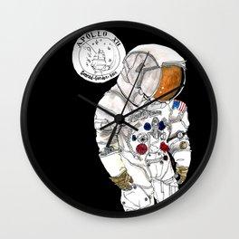 NASA Astronaut - Cristina Curto Wall Clock