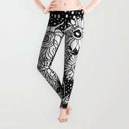 Van Gogh - Sunflowers Leggings