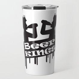 Beer Kings Travel Mug