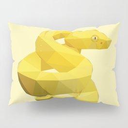 Viper Snake. Pillow Sham
