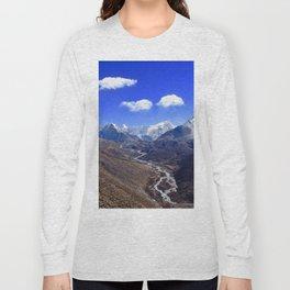 Himalayan Valley Long Sleeve T-shirt