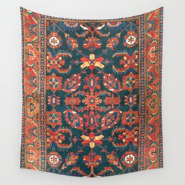 Hamadan West Persian Rug Print Wall Tapestry