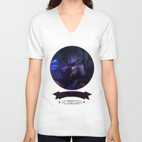 league of legends V-neck T-shirts featuring League Of Legends - Elise by TheDrawingDuo