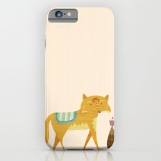 The Fox and the Hedgehog iPhone 6s Slim Case