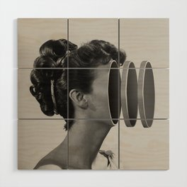 One touch of venus (2011) Wood Wall Art