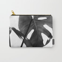 Monstera Vibes #2 #minimal #decor #art #society6 Carry-All Pouch