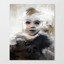 Grant Canvas Print