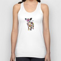 chihuahua Tank Tops featuring Chihuahua by bri.buckley