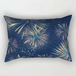 Fireworks! Rectangular Pillow