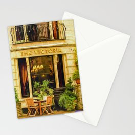 The Victoria Stationery Cards