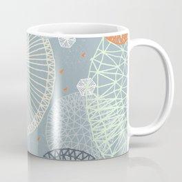 Geodesic by Friztin Coffee Mug