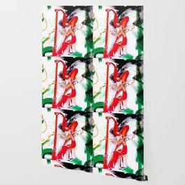 Catrina Finch   `tros y garreg'           by    Kay Lipton Wallpaper