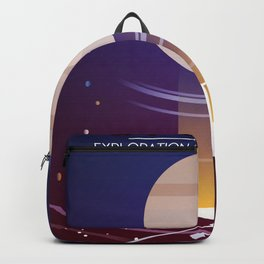 Galileo - Exploration of the Jupiter system Backpack