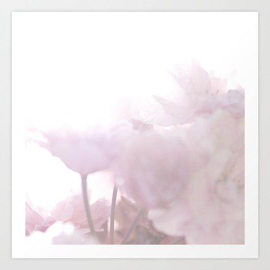Pretty in Pink 1 Art Print