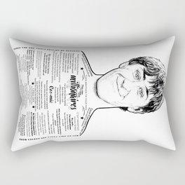 Alright Dave Rectangular Pillow