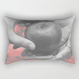 The Apple Rectangular Pillow