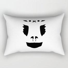 Baboon Rectangular Pillow