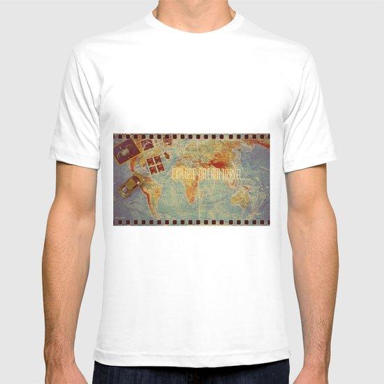 Explore Dream Travel T-shirt