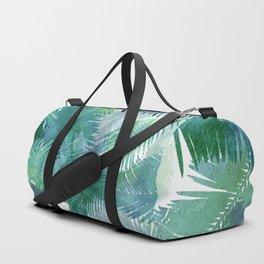 Watercolor Tropical Duffle Bag