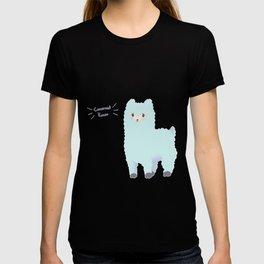 Concerned Kazoo Blue T-shirt