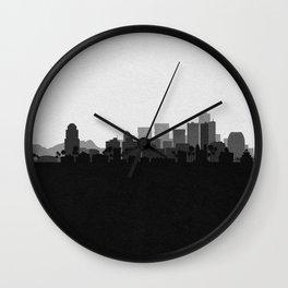 City Skylines: Phoenix Wall Clock