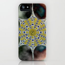 the star or octopus iPhone Case