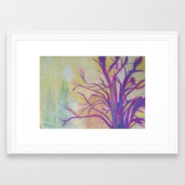 Abstract Landscape II Framed Art Print