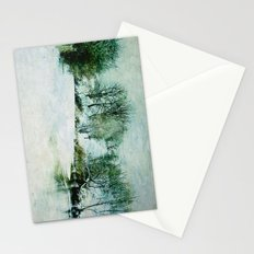 Winter @ The Boat Yard  Stationery Cards