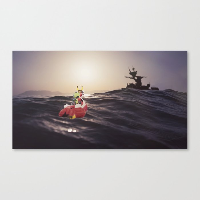 Wind Waker IRL Canvas Print