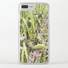 Entwined Clear iPhone Case