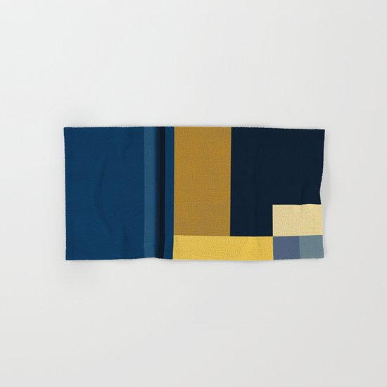 Abstract #183 Hand & Bath Towel