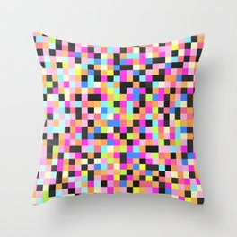 My Avatar Loves the Nightlife  Throw Pillow