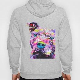 Colourful Pit Bulls, Pit Bulls Gift Hoody