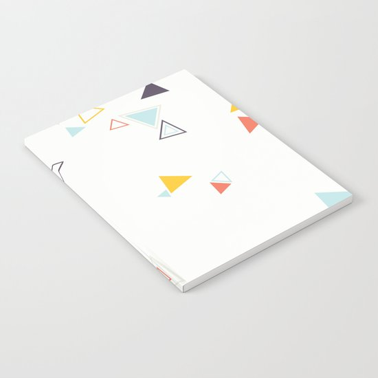 Kate Spade - Triangle Notebook